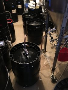 Applied Craft Brewing Recap - Brewhouse Kegging