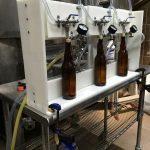 Bottling, cleaning - Bomber Bottles Star Saned and Ready for beer