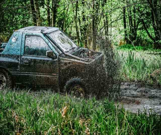 What is the point of off-roading