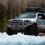 Lifted 2004 Toyota 4runner On 35s Built For Wheeling In The Mountains