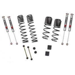 Skyjacker 1-1.5 in. Dual Rate-Long Travel Lift Kit System