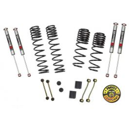 Skyjacker 2-2.5 in. Dual Rate-Long Travel Lift Kit System