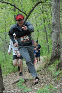 Trail Run at Castlewood State Park