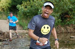 Trail Run photo - Castlewood State Park