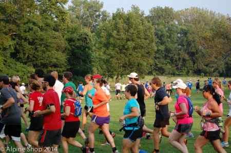 2014 Trail Run