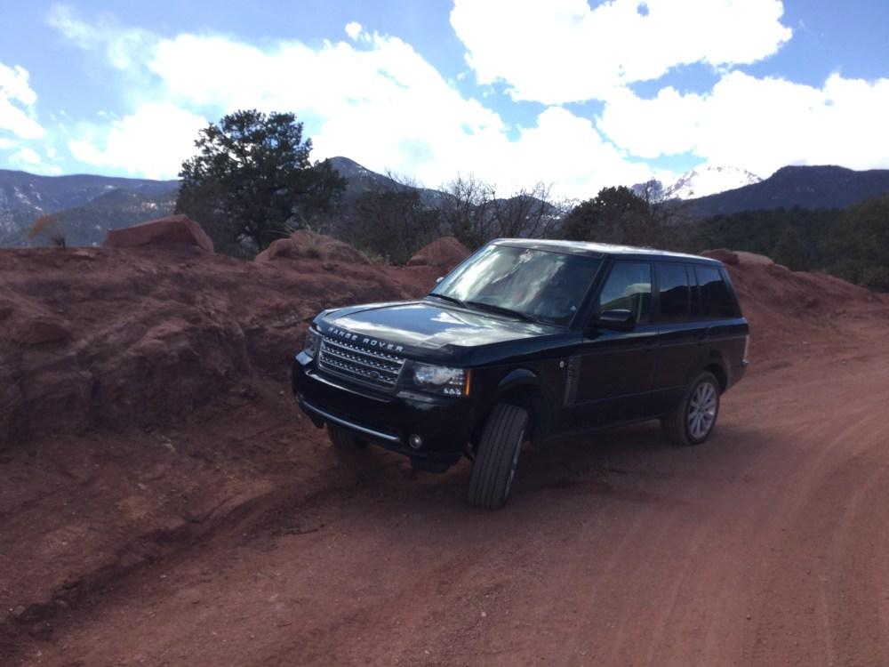 medium resolution of off road range rover
