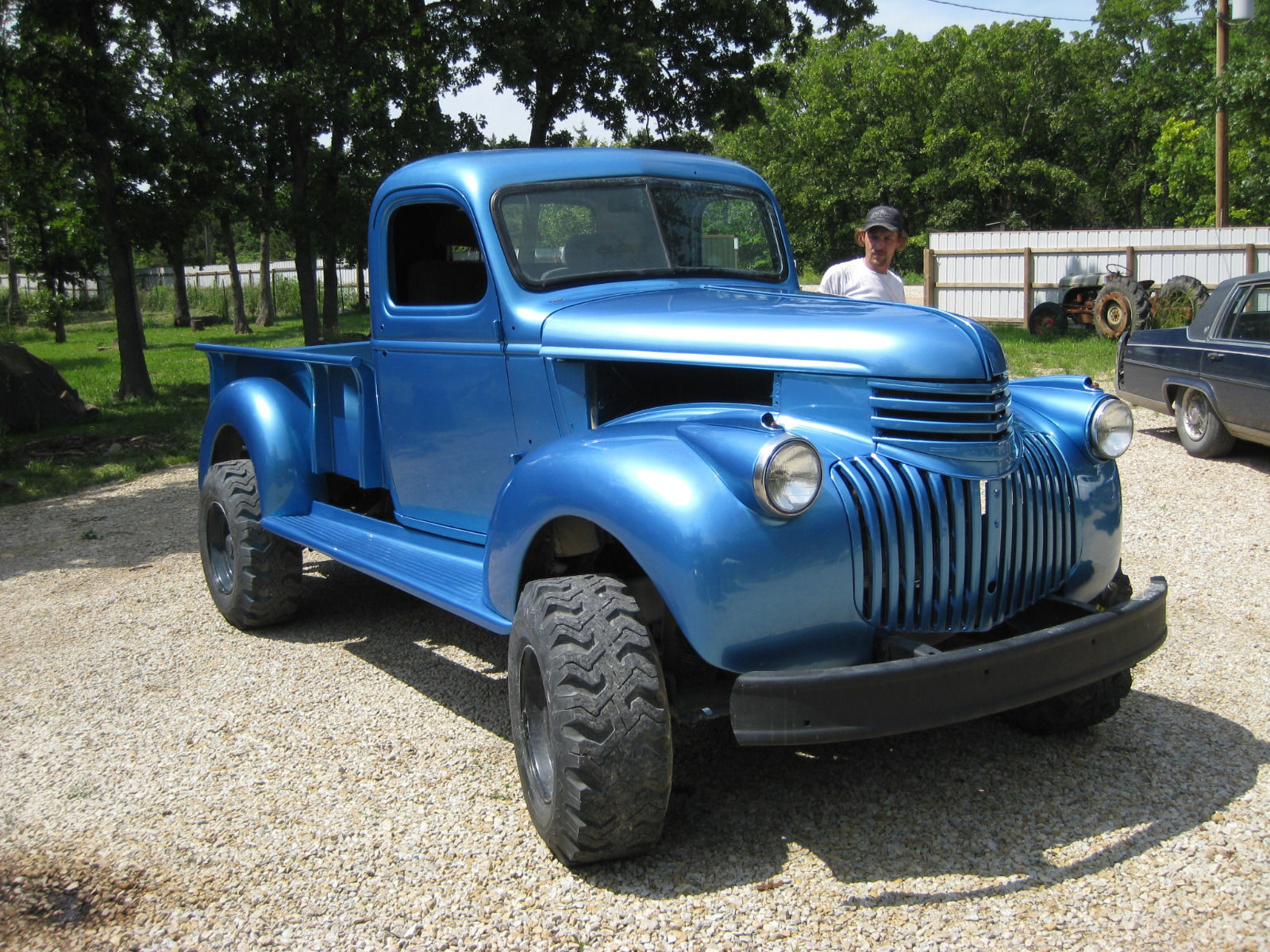 1946 Chevy 4x4 For Sale