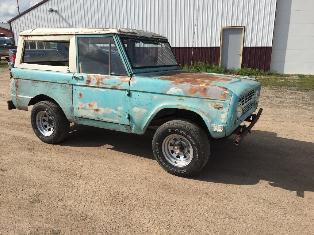 1988 Ford Bronco Ii 4x4 1980 Aftermarket Parts