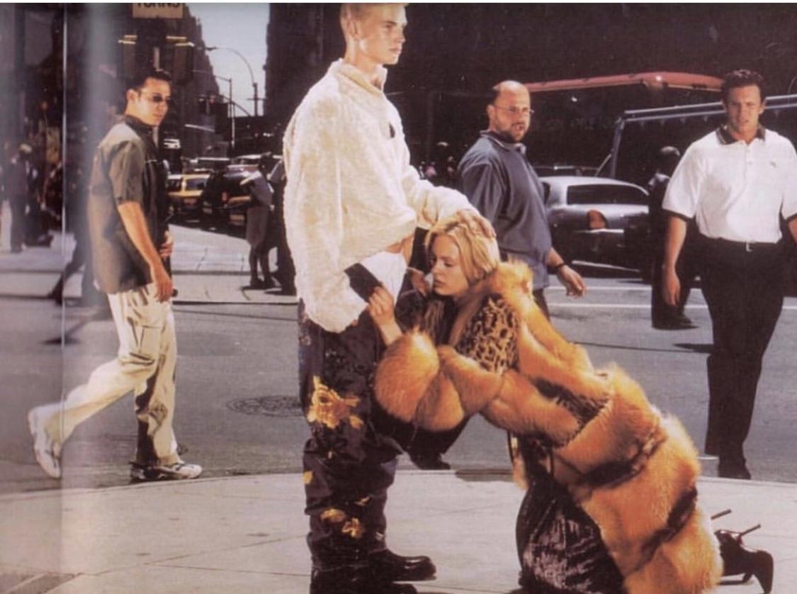 Gucci 1997 Campaign