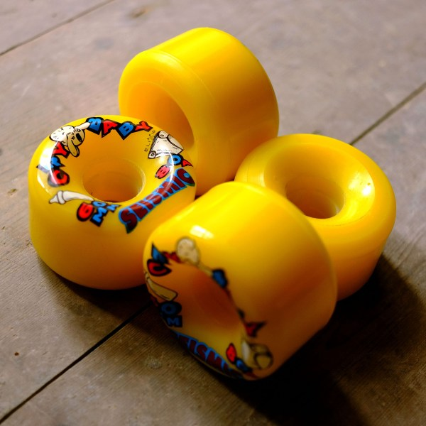 Seismic Cry Baby 60mm 80a Mixed