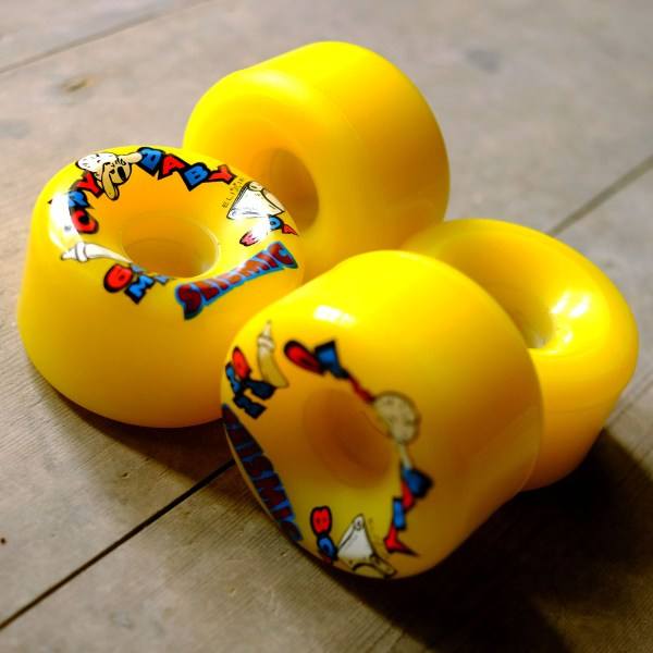 Seismic Cry Baby 64mm 80a Mixed