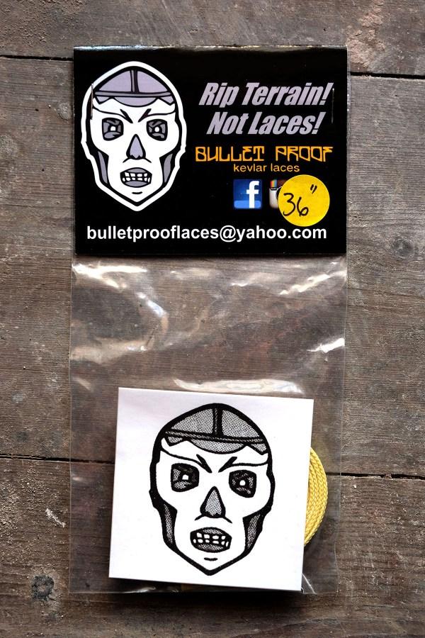 """Bulletproof Laces - 36"""""""