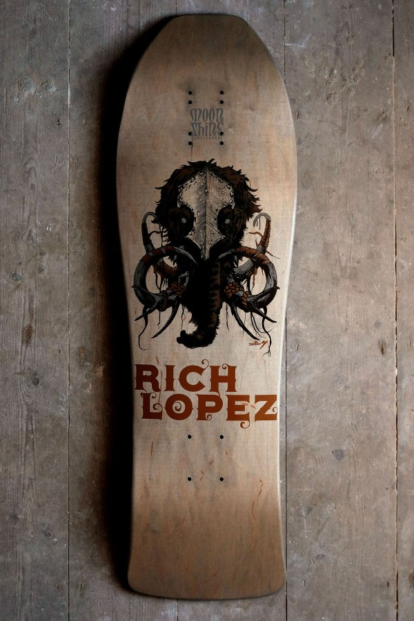 Lopez Shaped Graphic