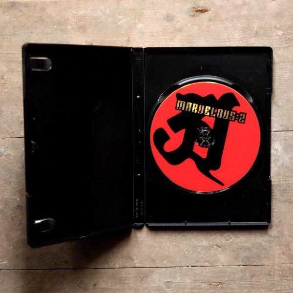 Marvelous 2 DVD DVD web