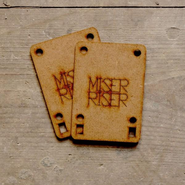Miser Risers 2mm