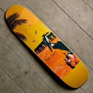 Mike Rogers Orange
