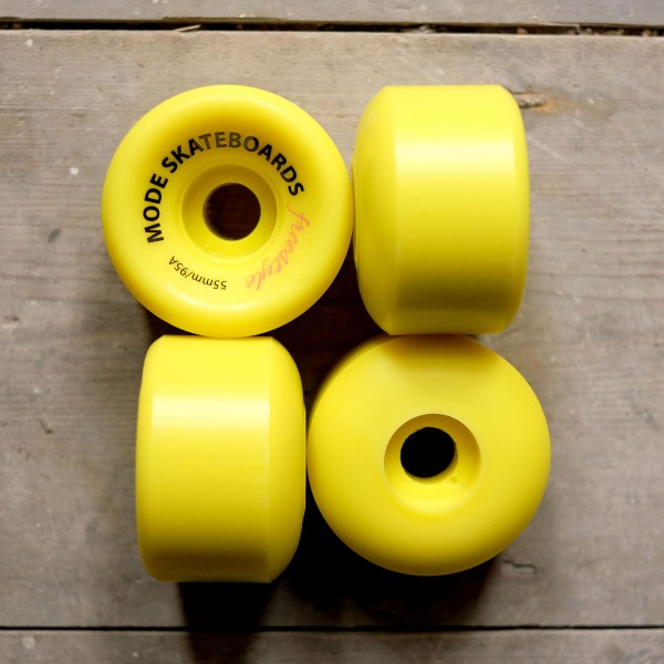 Mode Freestyle Wheels All Sides New