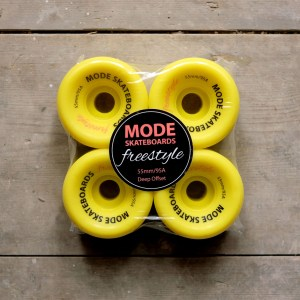 Mode Freestyle Wheels Packaging New