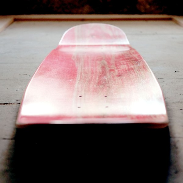 Death Skateboards 9 0 Cates Pumpkin Concave