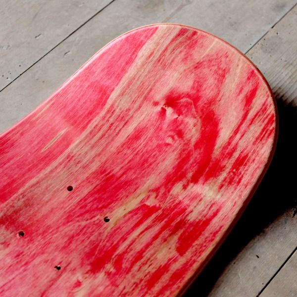 Death Skateboards 9 0 Cates Pumpkin Tail