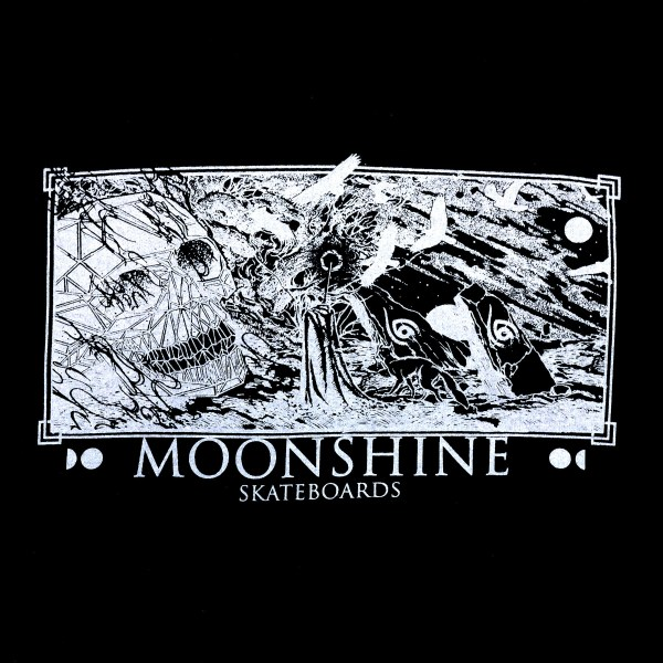 Moonshine Dimensions Hoodie Graphic