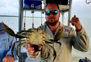 Mud Crabs with Offshore Boats Darwin Fishing Charters
