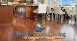 Hardwood Floor Cleaning - Offshore Carpet Cleaning