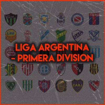 LIGA ARGENTINA - PRIMERA DIVISION