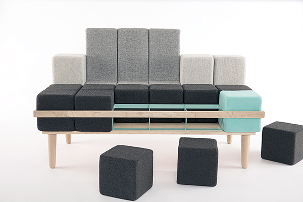 Modular Seating Solution