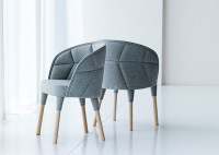 Emily chair by Frg & Blanche