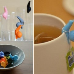 Hanging Chair For Kids Barcelona Dimensions Silicone Snail - Wineglass Label Or Teabag Holder