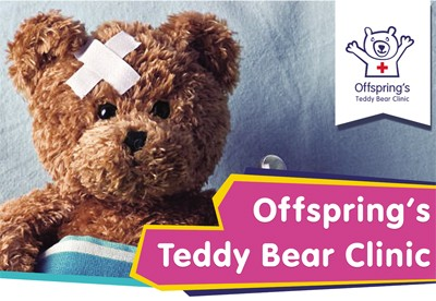 Offspring's Teddy Bear Clinic
