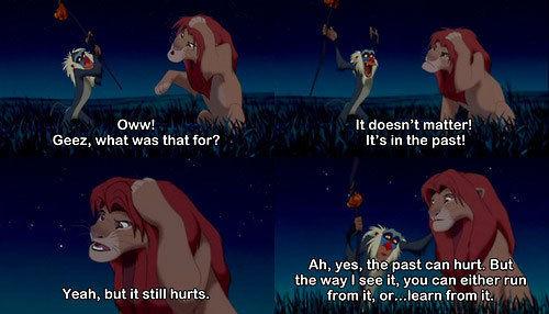 Pamiętaj kim jesteś, Simba
