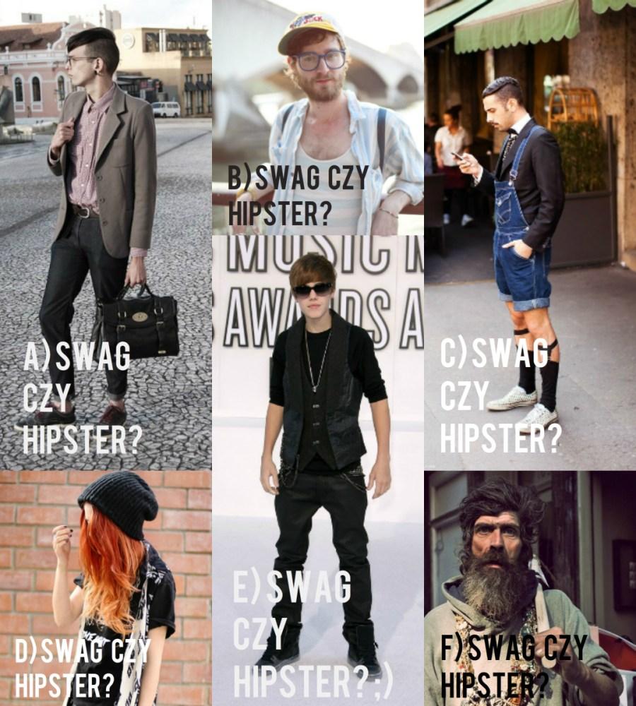 Poradnik na weekend: jak odróżnić słaga od hipstera?