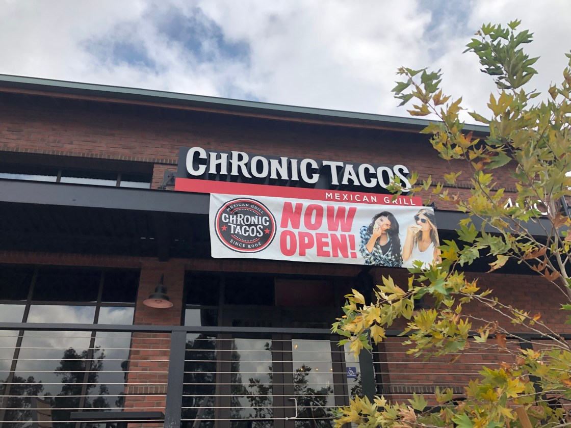Chronic Tacos in Redlands