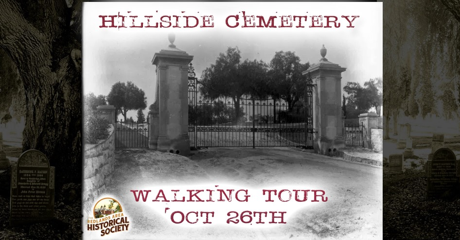Hillside Cemetery Walking Tour