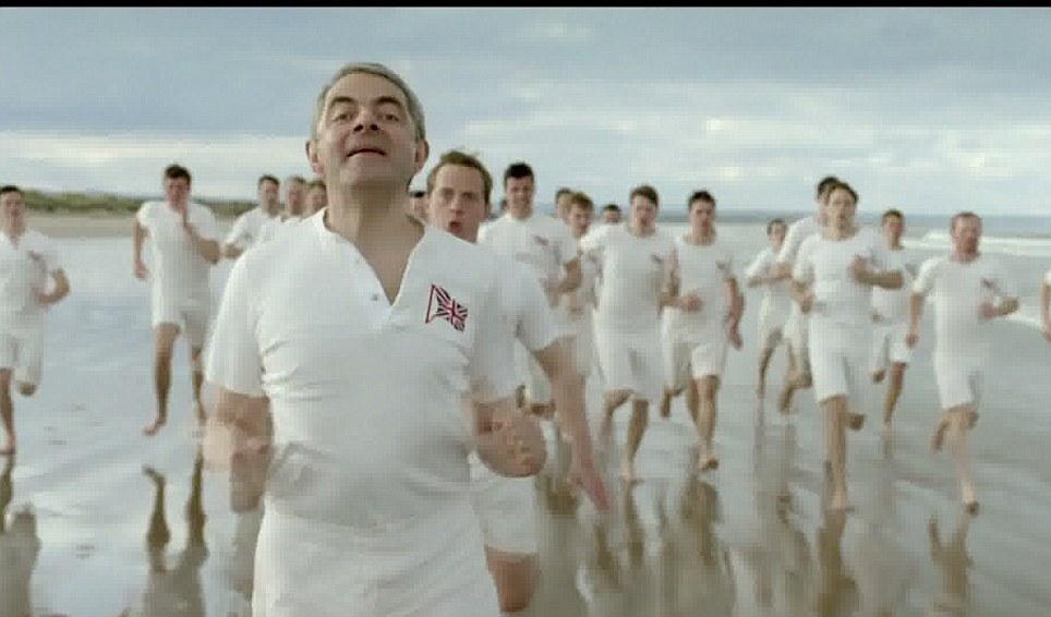 Mr. Bean na Passadeira