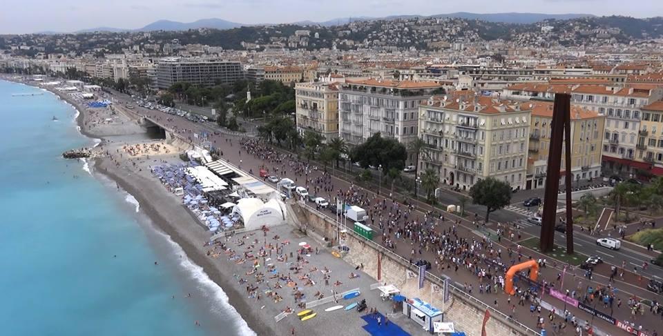 Ultra-Trail® Côte d'Azur Mercantour, os primeiros kms