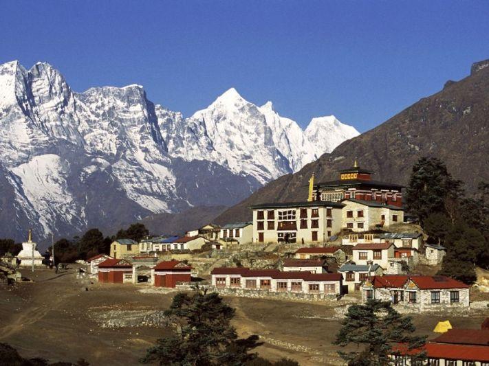 Tengboche-Monastery