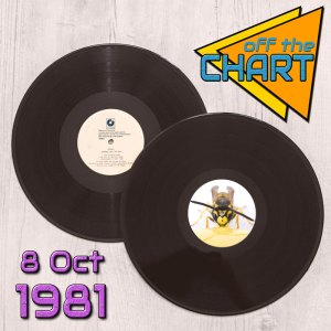 Off The Chart 184: 8 October 1981