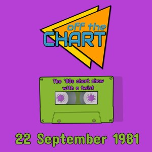 Off The Chart: 22 September 1981