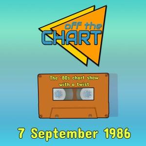 Off The Chart: 7 September 1986