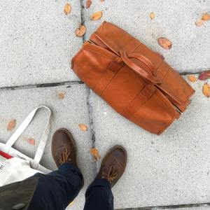 Current travel companion frankclegg aiden dufflebag    hellip