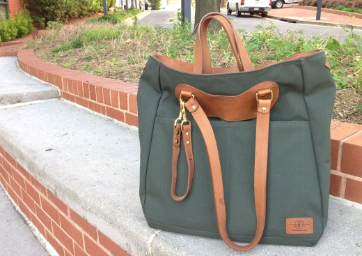 JPLC Ruc Tote, Olive