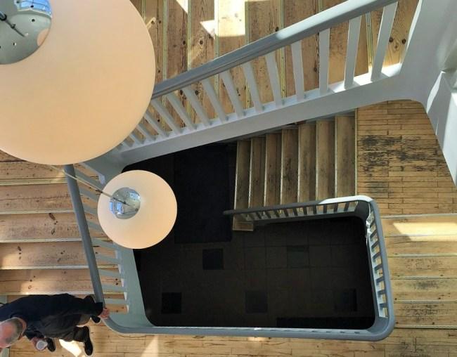 2016-06-09 (LINDBERG HQ Staircase)