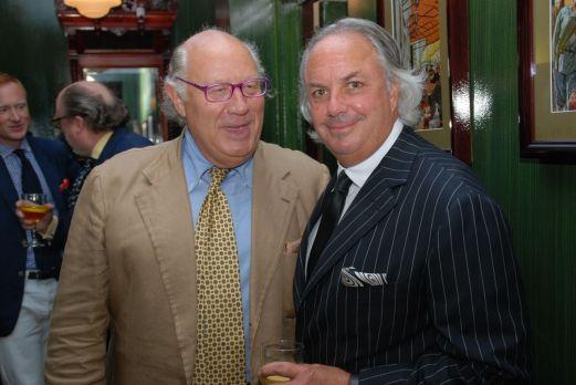 Alan Flusser & Michael Drake