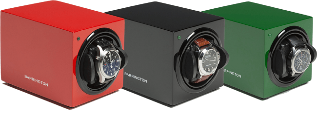 Barrington Watch Winder (Three Pic)