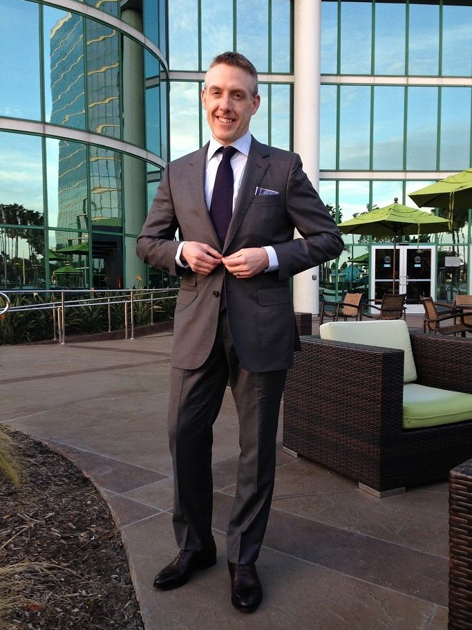 One Good Suit: Indochino – Off the Cuff