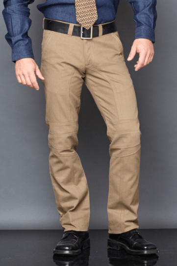Inseam Clothing Khaki Racer Pant