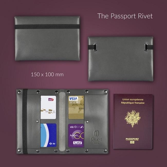 The Passport Rivet